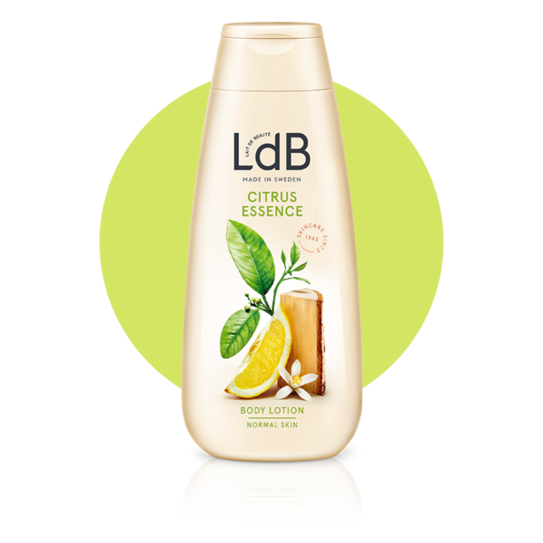LdB Citrus Essence Body Lotion, för normal hud