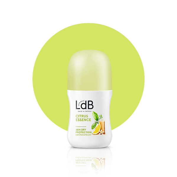 LdB Deo Citrus Essence för normal hud