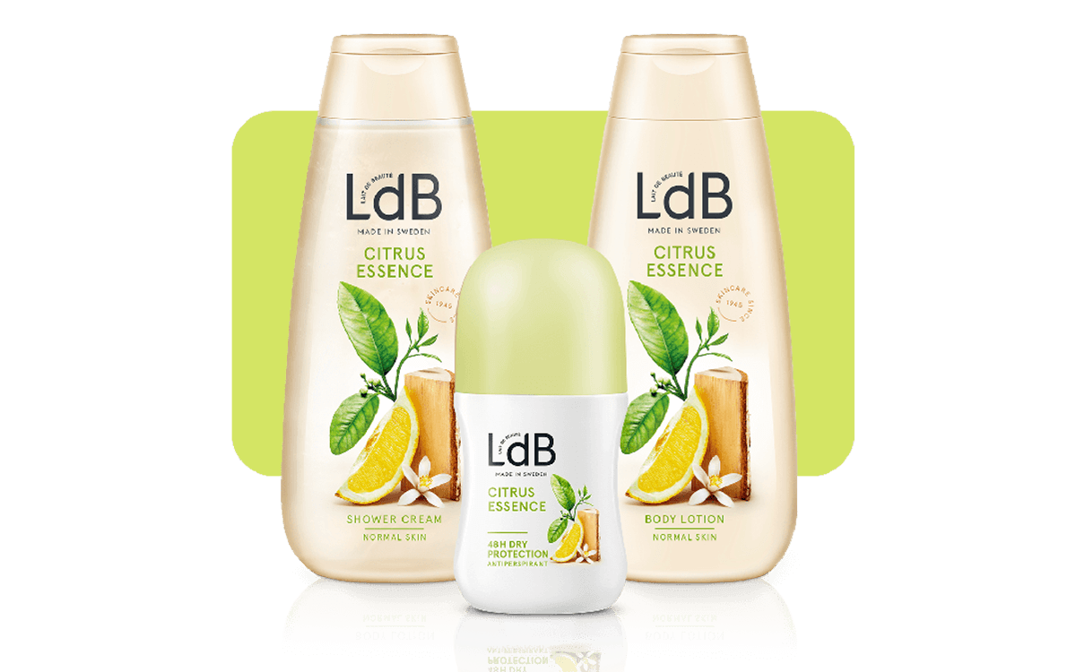 LdB Citrus Essence för normal hud